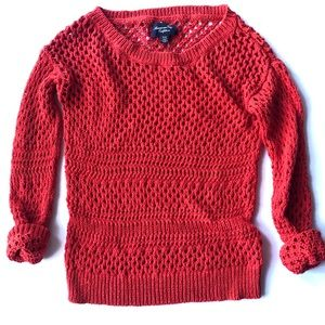 American Eagle lose-knit sweater